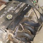 FordFiesta 1 150x150 - Motore Ford Fiesta