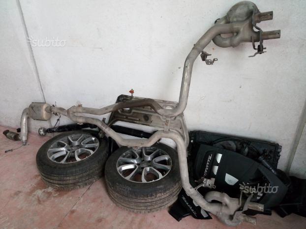 Ricambi usati Maserati Levante 1 - Ricambi Usati Maserati Levante 3.0 d 275 cv