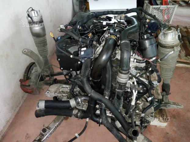 Ricambi usati Maserati Levante 2 - Ricambi Usati Maserati Levante 3.0 d 275 cv