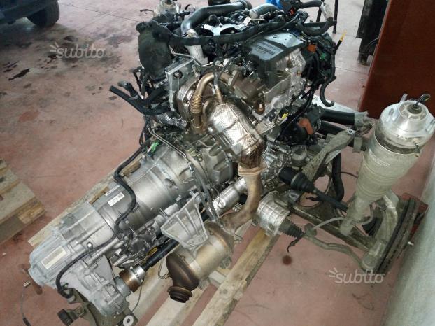 Ricambi usati Maserati Levante 3 - Ricambi Usati Maserati Levante 3.0 d 275 cv